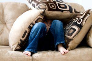 טיפול בחרדות בקרב ילדים