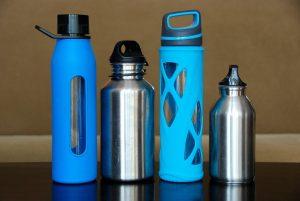 בקבוק מים רב פעמי