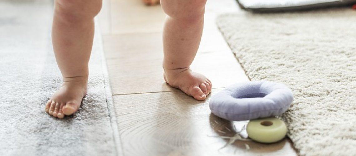 שטיחים בחדר ילדים