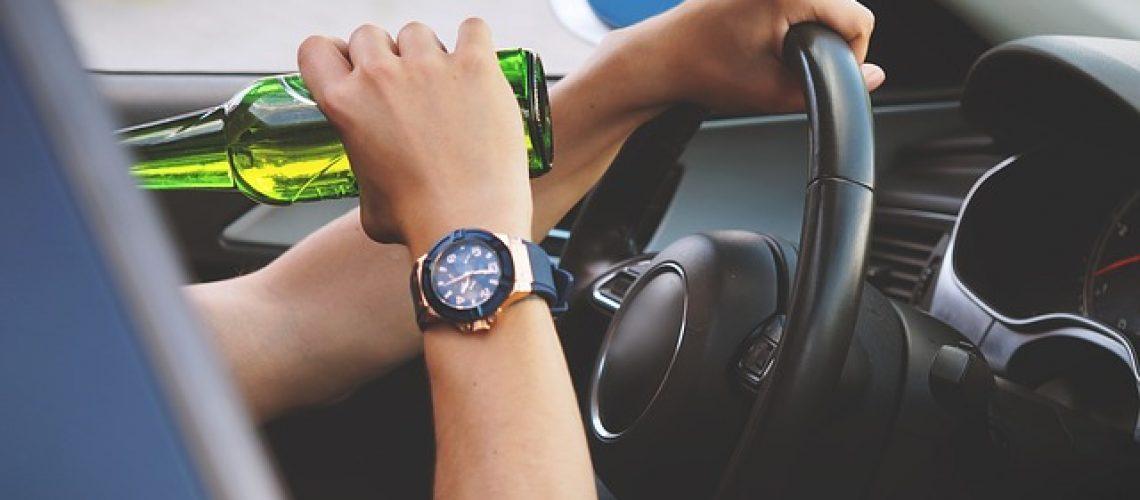 מה מקבלים על נהיגה בשכרות?