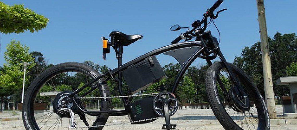 טיפול באופניים חשמליות