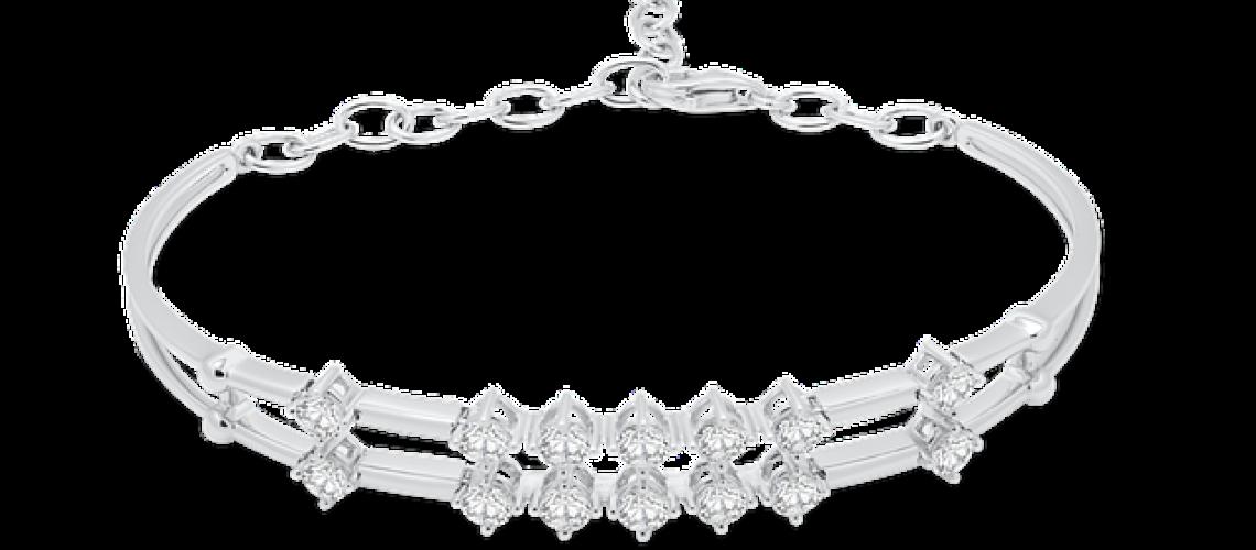 צמיד טניס יהלומים - למה הוא כל כך מקסים