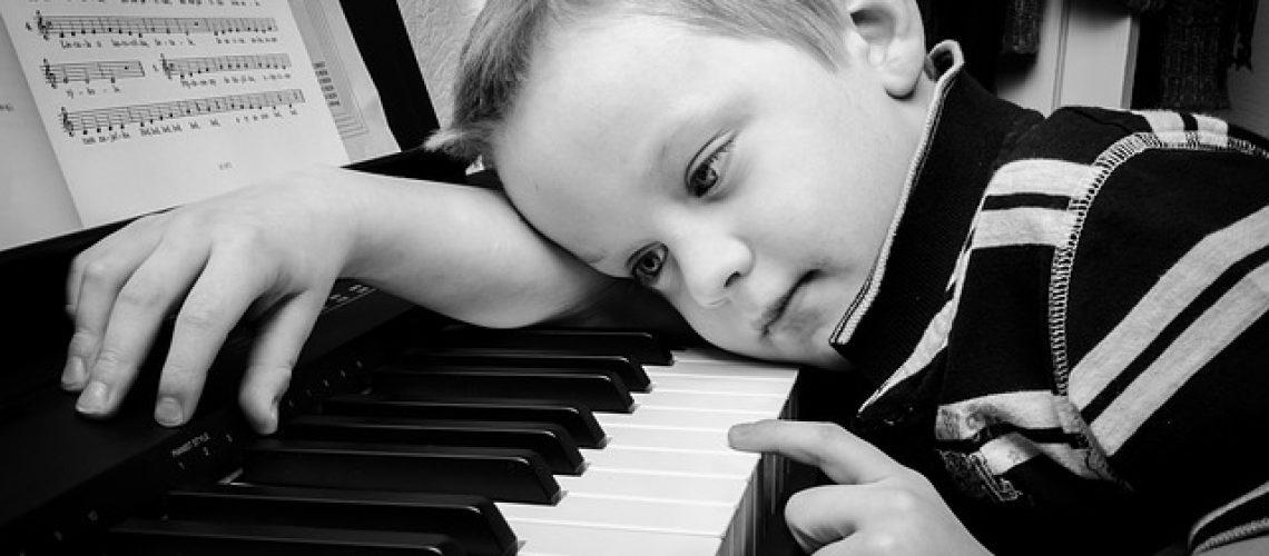 לימודי מוסיקה לילדים