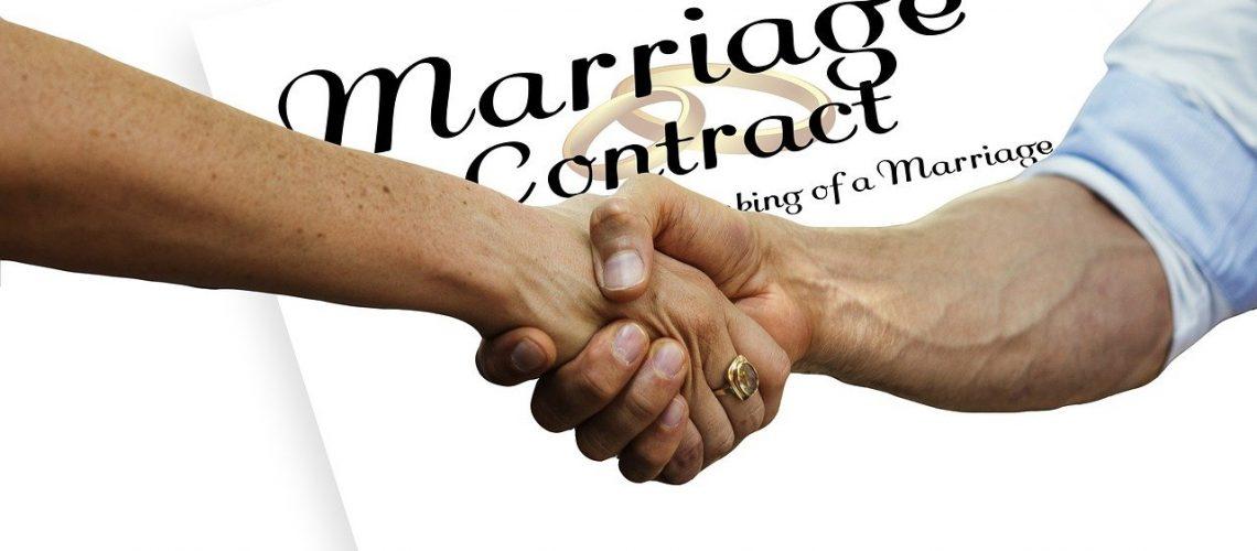 הסכם ממון לפני או אחרי הנישואין